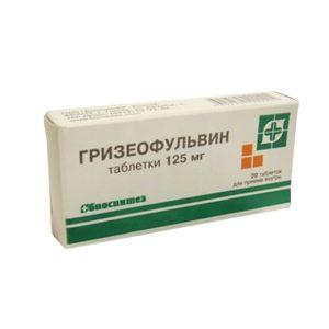 grizeofulvin
