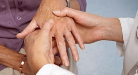 Артрит лучезапястного сустава массаж купить фиксатор голеностопного сустава в екатеринбурге