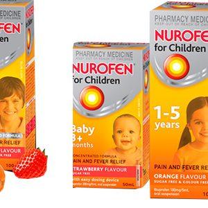 Лучшее жаропонижающее средство для детей
