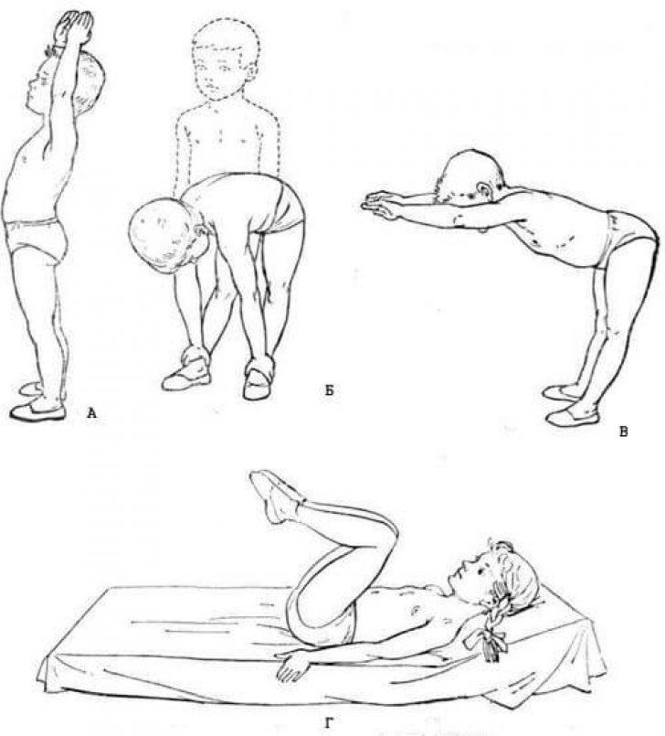 Упражнения для беременных против запора 5