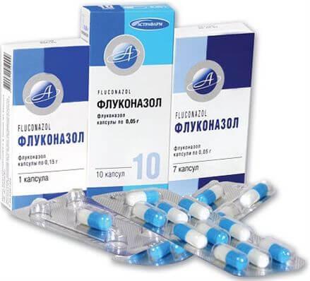 Какой механизм действия у Флуконазола