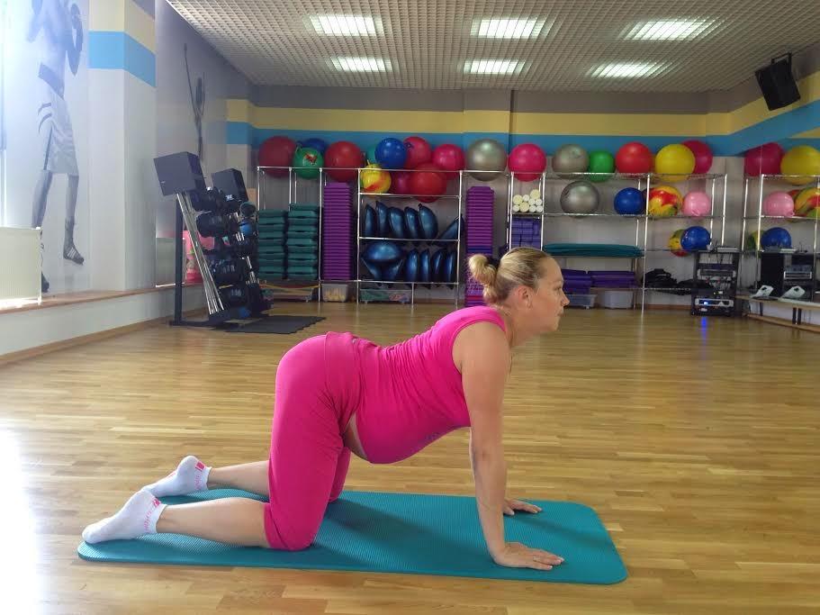 Гимнастика для беременной при тазовом предлежании 75
