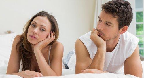 Ослабление сексуального влечения у женщины
