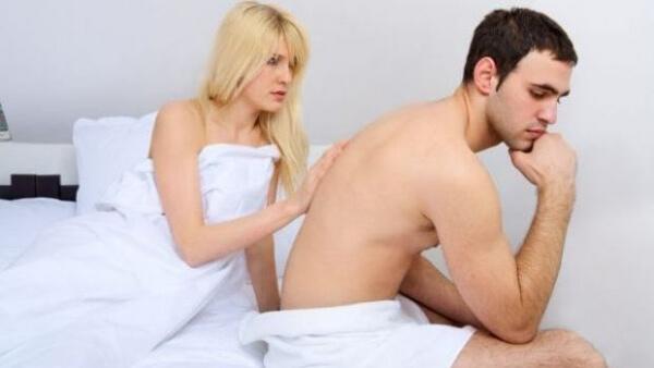 Задержка эрекции при оральном сексе
