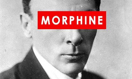 Как употребляют морфин