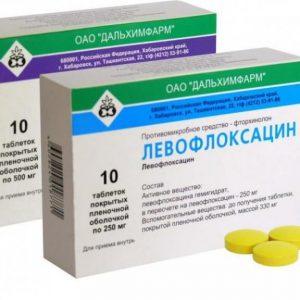 levoflokcin