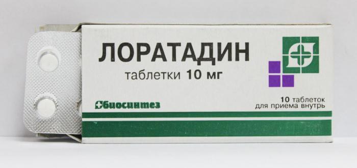 loratadin