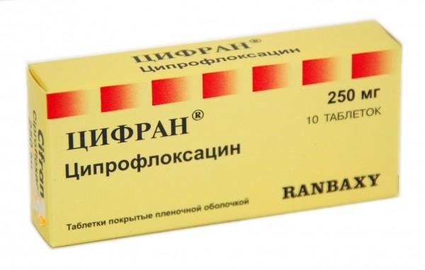 офлоксацин при лечении микоплазмы