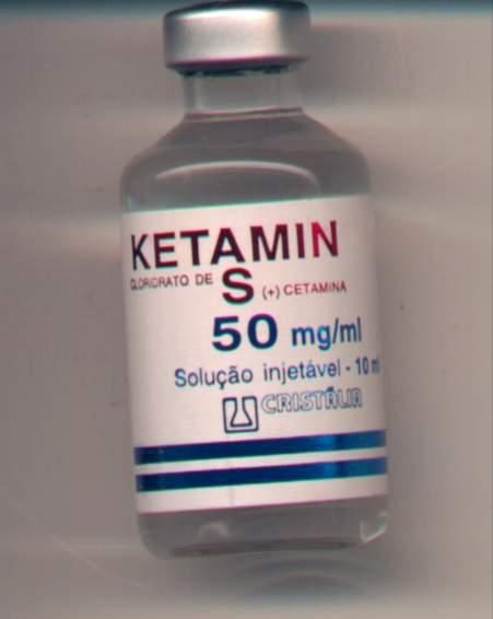 Ketamine and other glutamate receptor modulators for