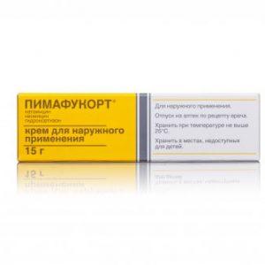 Pimafukort-krem