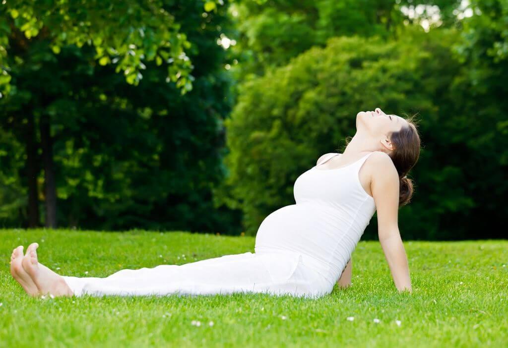 Где лучше отдохнуть беременной