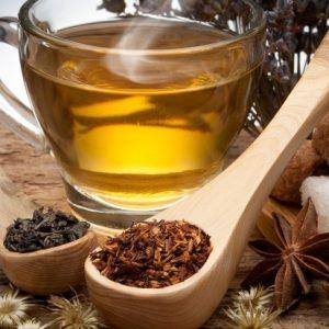 Чай помог при изжоге