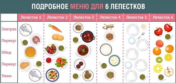 monodieta_6_lepestkov_menyu