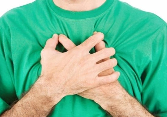 Что делать при учащенном сердцебиении и нехватке воздуха