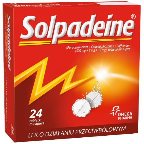 таблетки солпадеин от чего