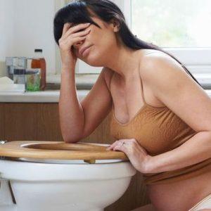 Когда появляется тошнота при беременности