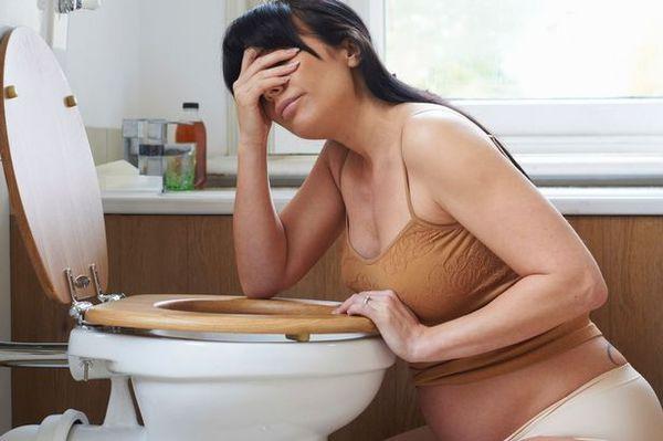7 недель беременности тошнит по вечерам
