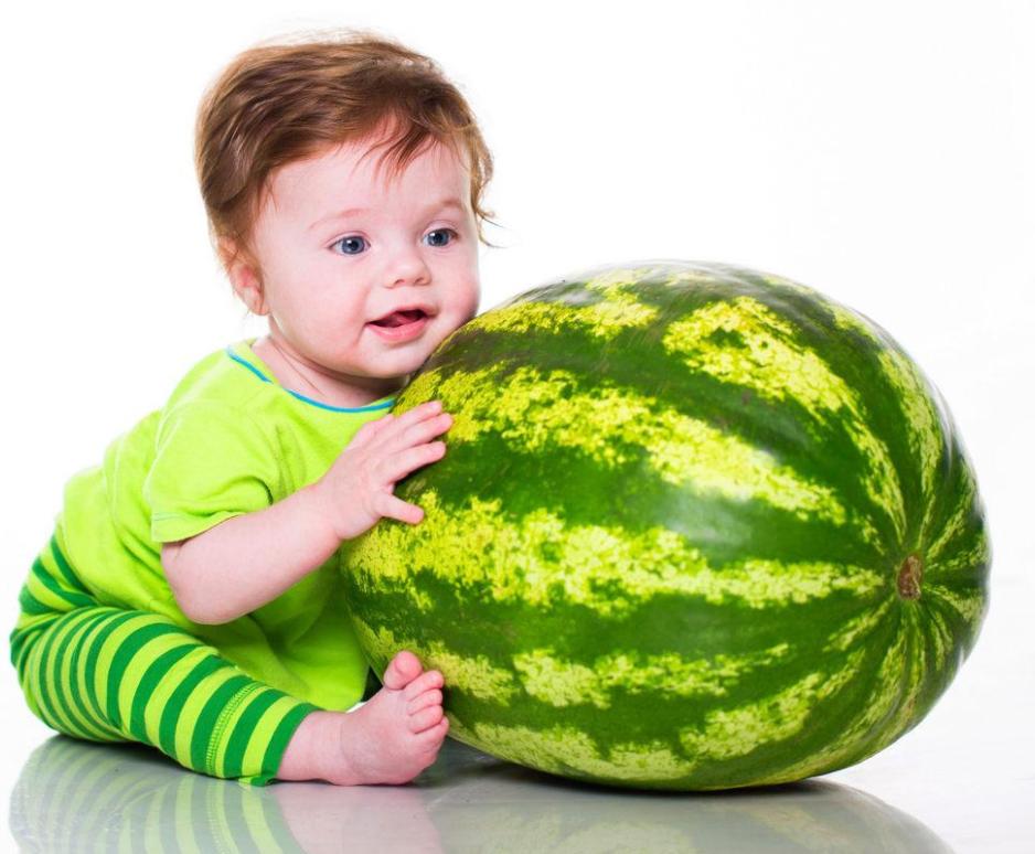 Арбуз детям: польза и вред, суточная и возрастная нормы 48