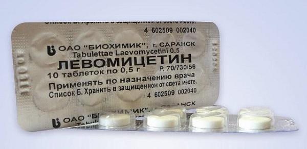 Levomicetin