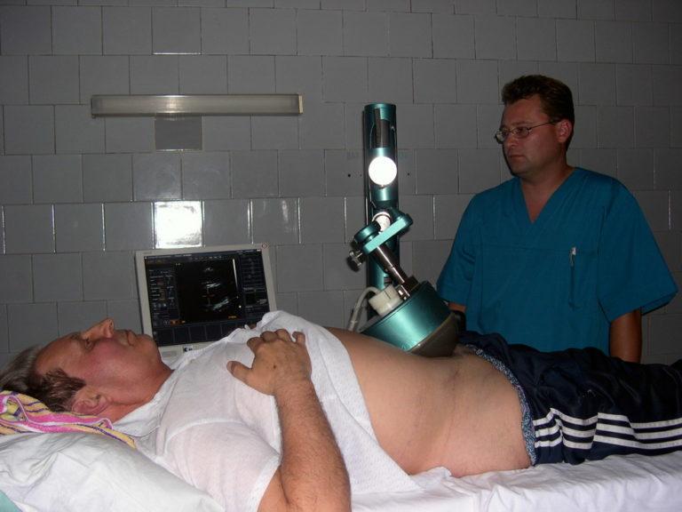 Физиопроцедуры при аденоме простаты