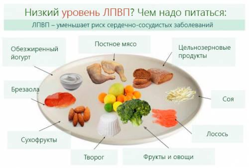 Как питаться при холестерине