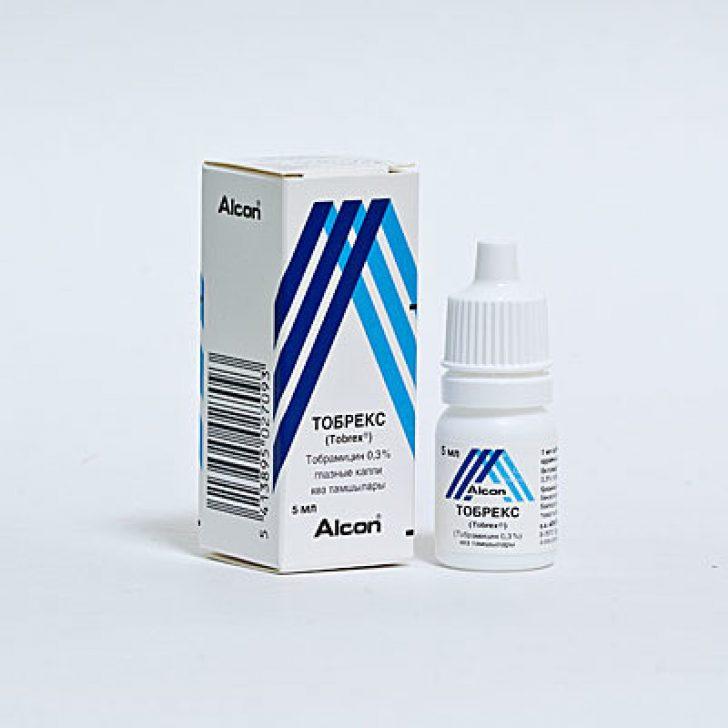 Глазные капли от аллергического конъюнктивита