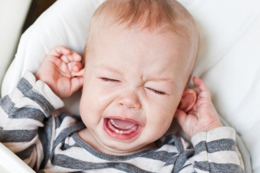 Ребенок мочится маленькими порциями