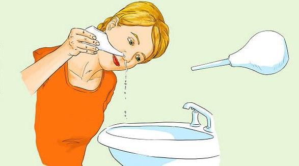Можно ли промывать нос йодированной солью