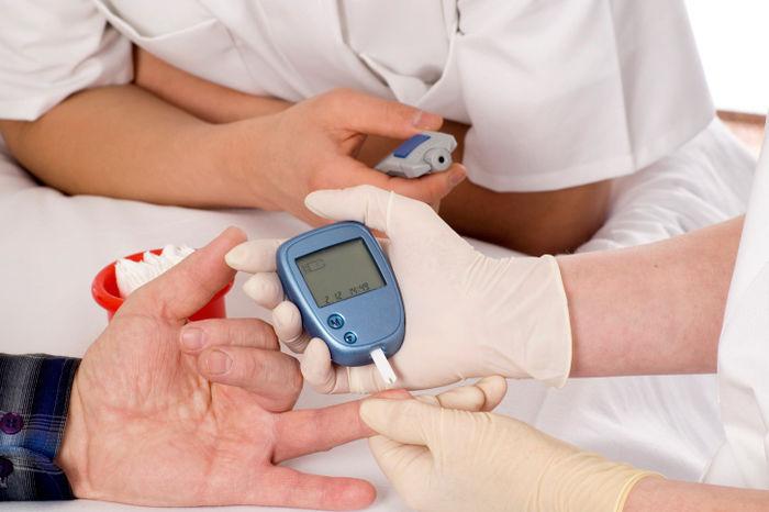 Диабет если падает уровень сахара