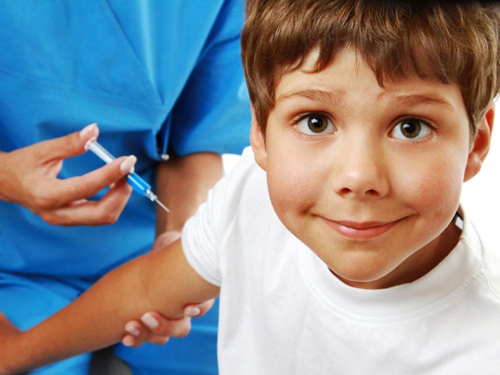 Эпидемический паротит у детей