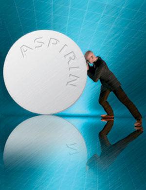 Применение аспирина