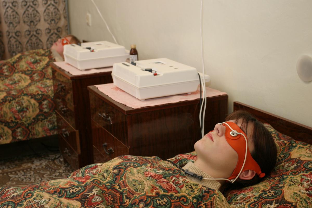 Физиотерапевтическое лечение бессонницы