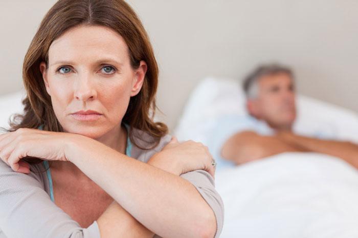 Атрофия влагалища как симптом менопаузы