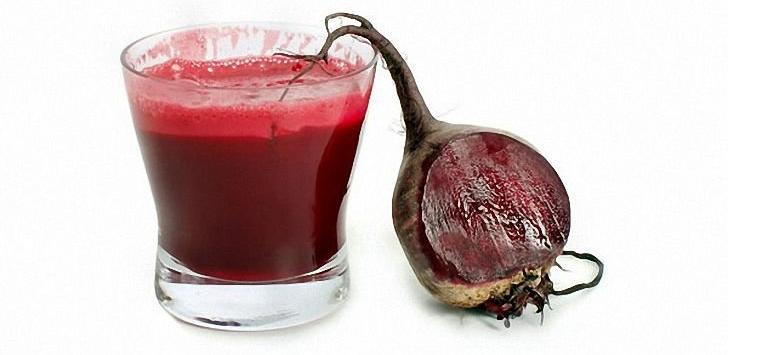 Лечение гайморита соком свеклы