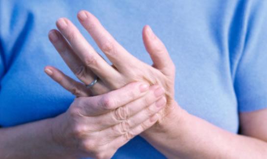 Симптомы туннельного синдрома запястья