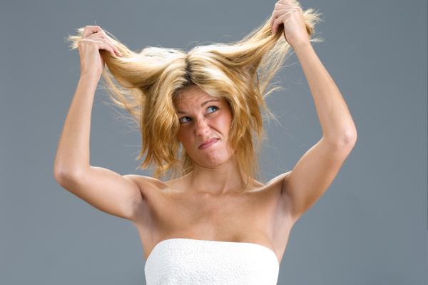 Диеты для похудения и выпадение волос