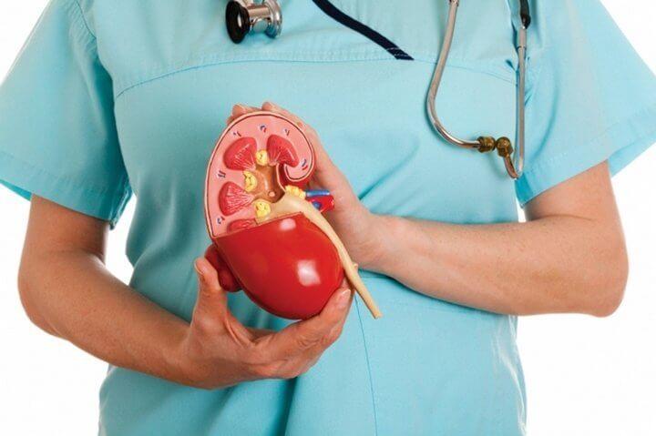Терминальная стадия хронической почечной недостаточночти