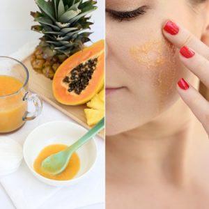 http://www.freutcake.com/wp-content/uploads/2014/06/Pineapple-Papaya-Enzyme-Mask-at-home.jpg