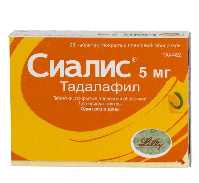 Сиалис и простатит причина заболевание хронически простатита