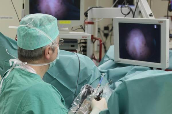 Эндоскопические методы исследования верхних мочевых путей