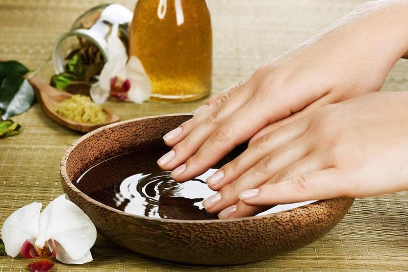 Народные средства для укрепления волос и ногтей