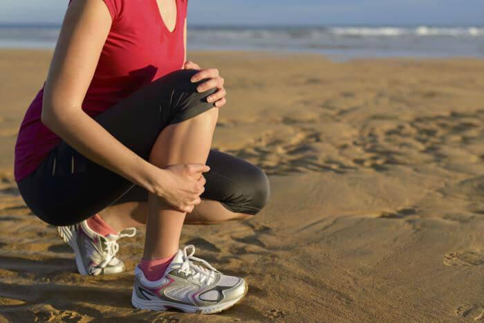 Тянущая боль в ноге от колена до стопы сзади