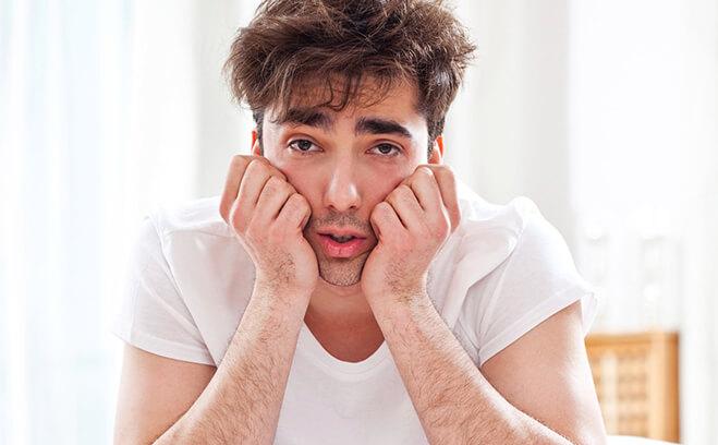 Признаки сифилиса у мужчин