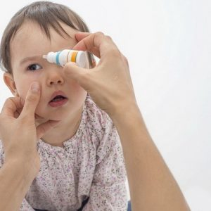 Аллергический конъюнктивит у ребенка лекарства