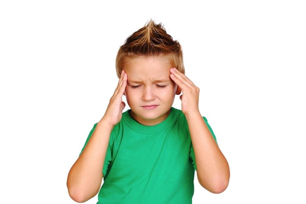 У ребенка болит голова что дать