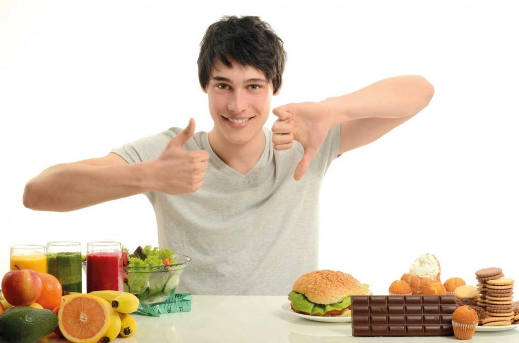 Здоровая диета для подростка